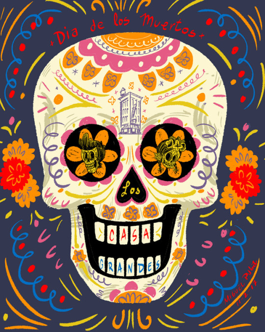 Image - Dia de los Muertos with Bobby and Ronnie Anne.jpg   The Loud ...