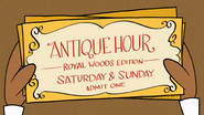 S3E25B Antique Hour Tickets