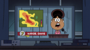 S4E11B Mayor Davis reports a terrible storm