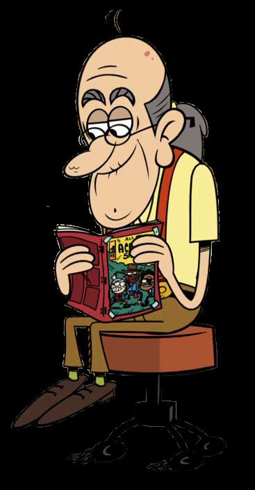 Bill Buck The Loud House Encyclopedia Fandom