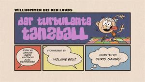 Der turbulente Tanzball