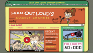 S1E02B Luan Out Loud's Comedy Channel