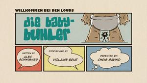 Die Baby-Buhler