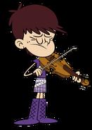 Vector luna playing violin by toaackar-dbk5ljv