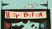 S1E24A regular birthday sign