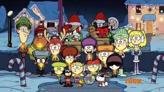 The Loud House Music - That's What Christmas is All About (Instrumental)