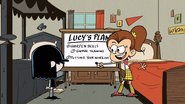 S3E08B Luan going over Lucy's plan