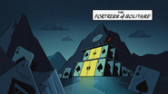 S4E13 The Fortress of Solitaire