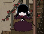 Lucy's Betrothal Dress