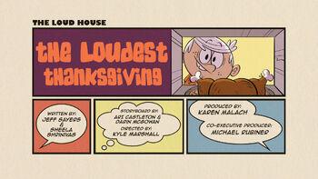 The loud house Temporada 03 Capitulo 21 -  El día de gracias más Loud