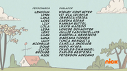 Creditos de doblaje The Loud House PTBR (S317-1)