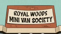 Royal Woods Mini Van Society