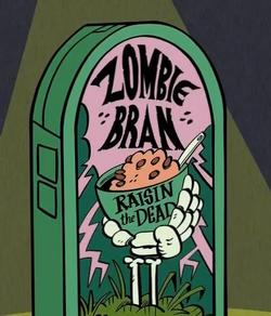 Zombie Bran - Raisin the Dead