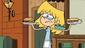 S4E08A Lori balancing dishes