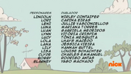 Creditos de doblaje The Loud House PTBR (S125-1)