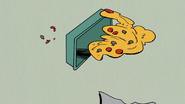 S3E18B Deconstructed pizza spill
