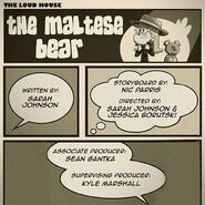 The Maltese Bear Square