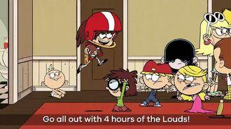 Loud Your Family Marathon