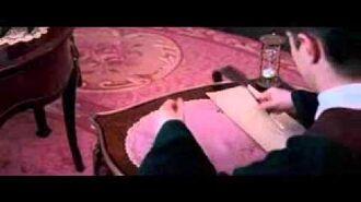 Umbridge - Harry's detention Order of the Phoenix