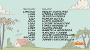 Creditos de doblaje The Loud House PTBR (S221-1)