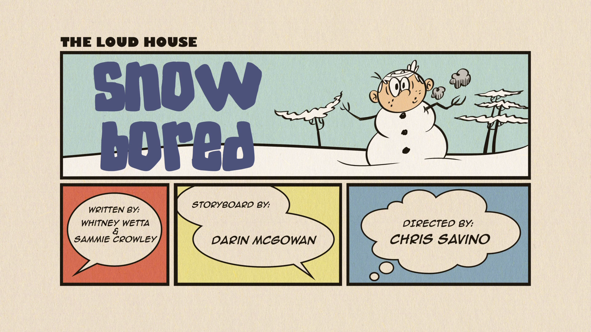 The loud house snow bored gallery | Laney In The Loud House Chapter
