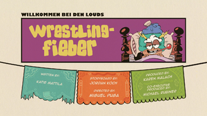 Wrestling-Fieber