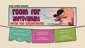 The loud house Temporada 04 Capitulo 02B - Room for Improvement with the Casagrandes