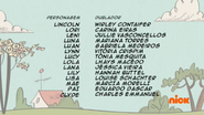 Creditos de doblaje The Loud House PTBR (S119-1)