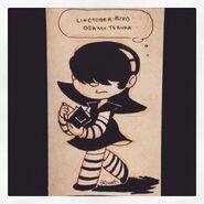 LucyLoud osamutezuka
