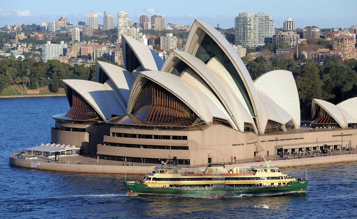 Sydney Opera House Picutres