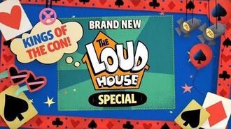 """The Loud House """"Kings of the Con"""" promo - Nickelodeon"""