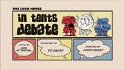 In Tents Debate