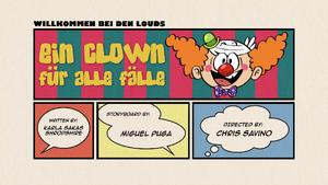 Ein Clown fuer alle Faelle
