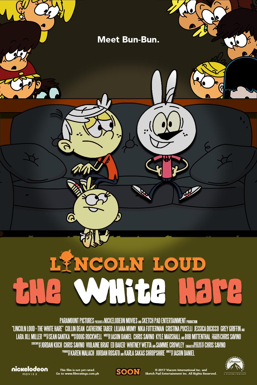 user blog j d  brony  lincoln loud  the white hare