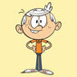 The Loud House Lincoln Thumbnail