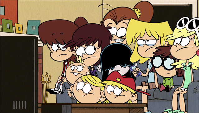 File:S1E15A Loud siblings united.png