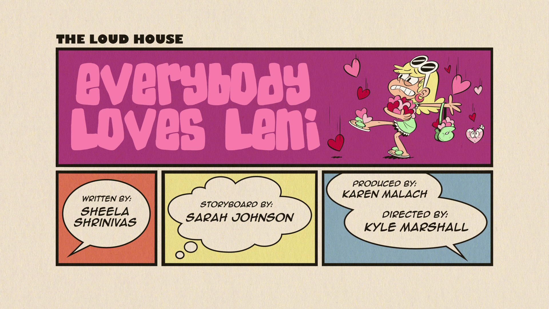 the loud house patching things up script