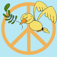 Walt for international day of peace