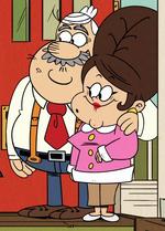 Insta-gran Albert and Myrtle
