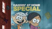 """""""The Loud House & Casagrandes Hangin' At Home Special"""" promo - Nickelodeon"""