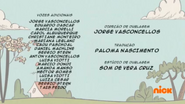 Creditos de doblaje The Loud House PTBR (S301-2)