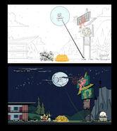 TLH Fool's Paradise Storyboard Comparisión Final
