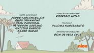 Creditos de doblaje The Loud House PTBR (S120-2)