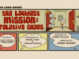 The Loudest Mission: Relative Chaos