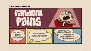 Fandom Pains