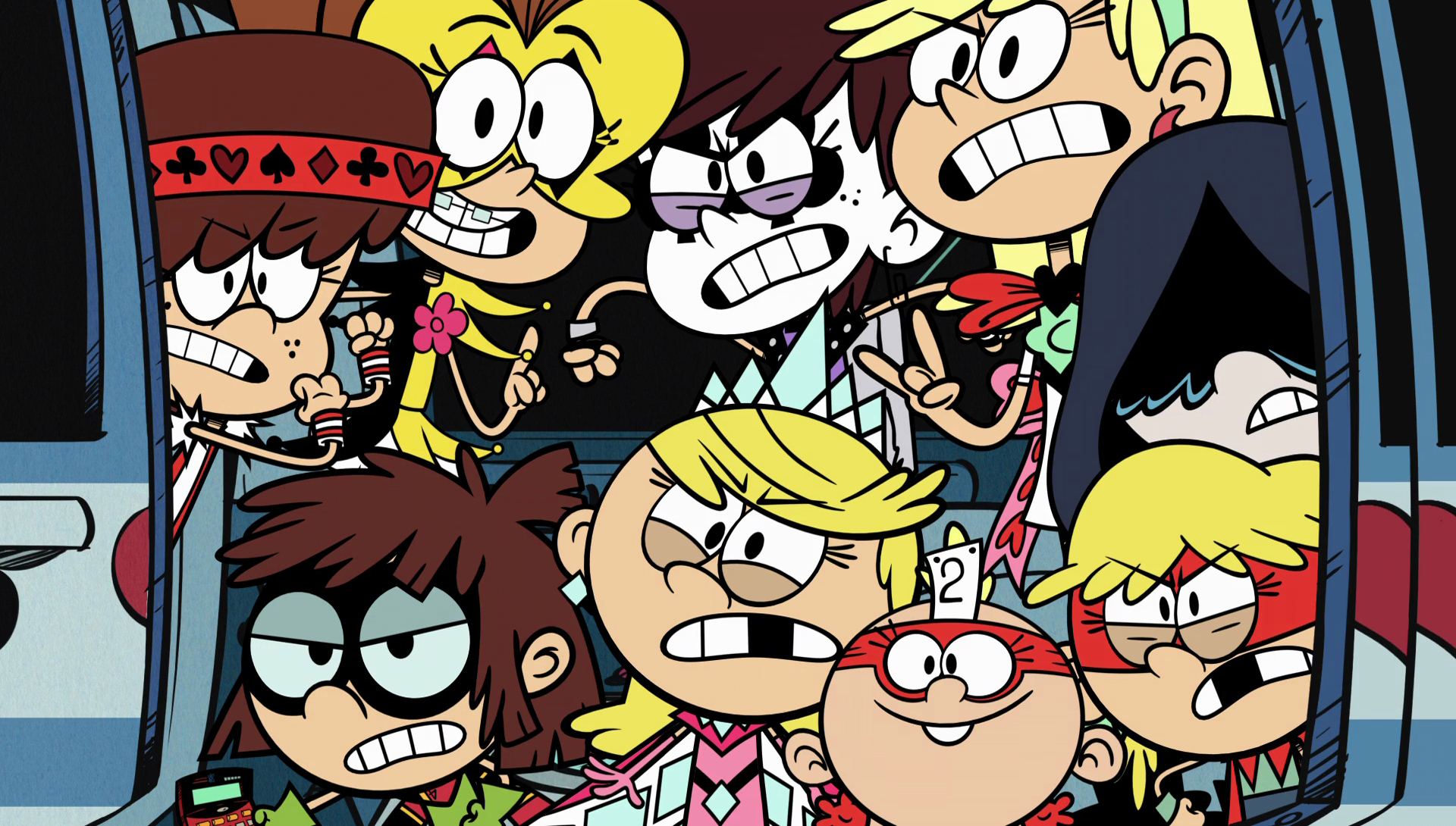 Image S2e11a The Loud Sisters Png The Loud House