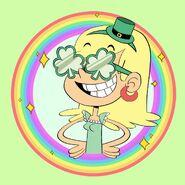 Leni St. Patricks day