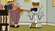 S3E21 Gravy bot spraying Rita