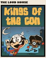 Kings of the Con square title card