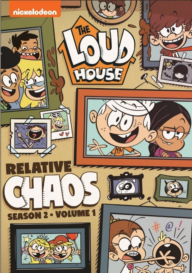 the loud house crying dame
